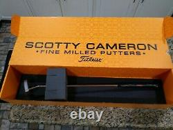 Scotty Cameron Select Fastback Right Hand Putter 34