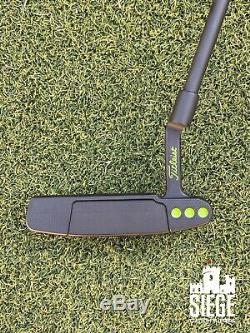 Scotty Cameron Select Newport 34 putter withhdcvr
