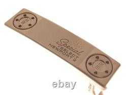 Scotty Cameron Special Select Newport 2 Made to Play Putter 34 RH +HC MINT