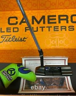 Scotty Cameron Special Select Timeless Tourtype SSS Tour Black NEW