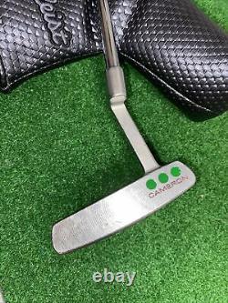 Scotty Cameron Studio Select Squareback No. 2 Golf Putter RH Titleist Club