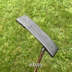 Scotty Cameron Studio Stainless Newport 2.5 Refinished in Black Oxide