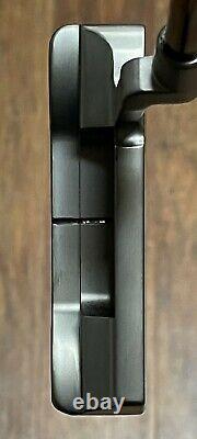 Scotty Cameron Studio Stainless Newport Putter NICE RH Xtreme Dark Finish