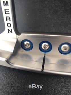 Scotty Cameron T10 Select Newport 2 Button Back Circle T Tour Brooks Koepka Mod