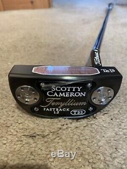 Scotty Cameron T22 Teryllium Limited Edition, Newport 35 R/H