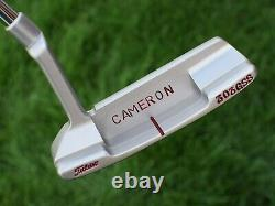 Scotty Cameron TOUR ONLY Cameron & Co. Newport 2 Circle T TRI-SOLE GSS 35