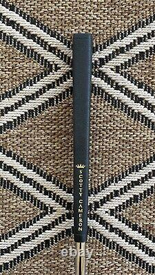 Scotty Cameron TeI3 Newport 35 Inch Putter LEFT LH with Cover (New Super RARE)