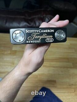 Scotty Cameron Teryllium T22 Newport Limited Release 34
