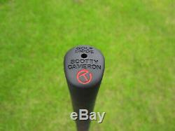 Scotty Cameron Timeless Newport 2 Tri-Sole SSS Tour Cherry Bombs TIGER WOODS
