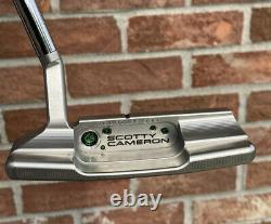 Scotty Cameron Timeless Tourtype 2.5 Trisole SSS Circle T Tour Putter -NEW