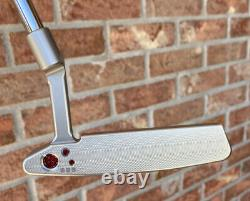 Scotty Cameron Timeless Tourtype Trisole Left Hand Circle T Tour LH Putter
