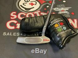 Scotty Cameron Titleist Studio Style Newport 1.5 GSS Insert Putter Golf Club