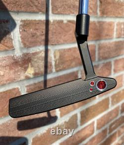 Scotty Cameron Tour Black Timeless Tourytype Trisole SSS Circle T Putter -NEW