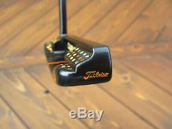 Scotty Cameron Tour Carbon 009 Beach SCOTYDALE Circle T EXOTIC GRIP! 350G