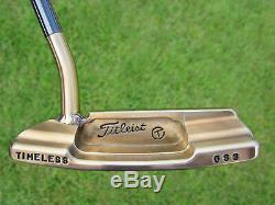 Scotty Cameron Tour GSS Timeless 2.5 Chromatic Bronze Welded Round Neck 34 350G