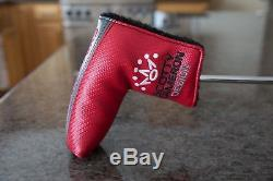 Scotty Cameron Tour Only 009M SSS Hand Stamped Circle T Prototype 35 340 Grams