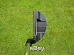 Scotty Cameron Tour Only Black Del Mar WELDED NECK Scotty Dog Circle T 34 340G