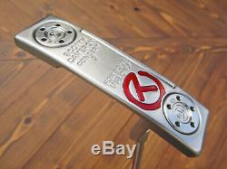 Scotty Cameron Tour Only GSS Newport 2 Select Circle T 35 340G