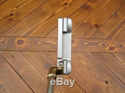 Scotty Cameron Tour Only MASTERFUL Super Rat GSS Circle T BRONZE & SSS 360G