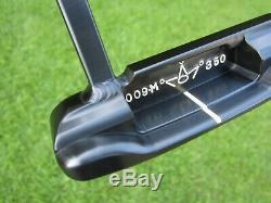 Scotty Cameron Tour Only Masterful 009. M CARBON Welded Mid Slant Neck 34 350G