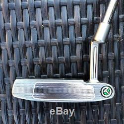 Scotty Cameron Tour Only Masterful SUPER RAT Circle T 009M. BRAND NEW