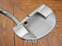 Scotty Cameron Tour Only P5 GSS Circle T Prototype Mallet Welded 2.5 Neck 350G