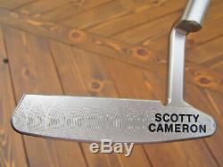 Scotty Cameron Tour Only SSS Tour Rat Concept #2 Circle T Prototype 34 360G