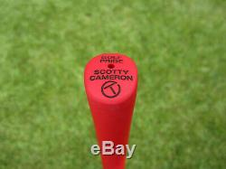Scotty Cameron Tour Only TIMELESS Newport 2 SSS Circle T Handstamped 34 350G
