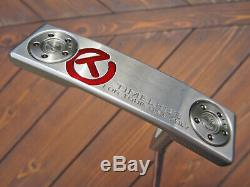 Scotty Cameron Tour Only TIMELESS TourType SSS Newport 2 Circle T TOP LINE 34