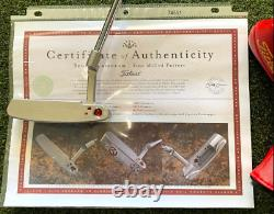 Scotty Cameron Tourtype Masterful with Centerdot Circle T Tour Use Only Putter
