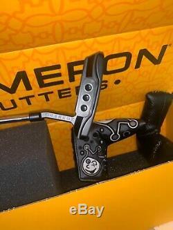 Scotty cameron custom newport 35