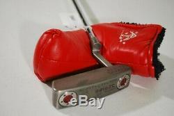 Titleist 2012 Scotty Cameron Select Newport Putter Right 34 Steel # 70841