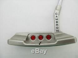 Titleist Putter SCOTTY CAMERON Left-Handed select NEWPORT 2(2014) 33.5 inch