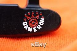 Titleist Scotty Cameron 009 Tour putter COA