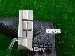Titleist Scotty Cameron 2016 Select Newport M2 Mallet 33 CB Putter w HC S Stroke