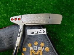 Titleist Scotty Cameron 2018 Select Newport 2.5 34 Putter with Headcover New