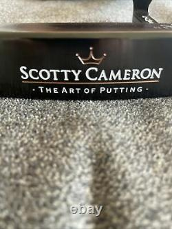 Titleist Scotty Cameron Art Of Putting Oil Can Classic Newport 2 35 Oval Track