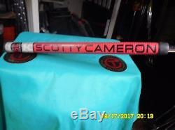Titleist Scotty Cameron Futura X5 Dual Balance Putter 38