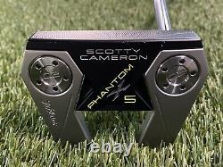 Titleist Scotty Cameron Phantom X 5 Putter 33 Mens RH HC