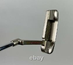 Titleist Scotty Cameron Project CLN Prototype No 2 1997 Limited 35 Putter Steel