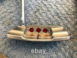 Titleist Scotty Cameron Select Squareback Putter, withScotty Cameron HC 35