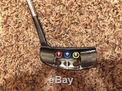 Titleist Scotty Cameron Special Edition Del Mar ButtonBack Putter No Reserve