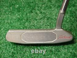 Titleist Scotty Cameron Studio Style Stainless Newport 2.5 Putter 35 Inch