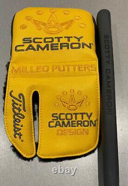 Very Lightly Used Scotty Cameron 2021 Phantom X 11.5 34 Long VVGC